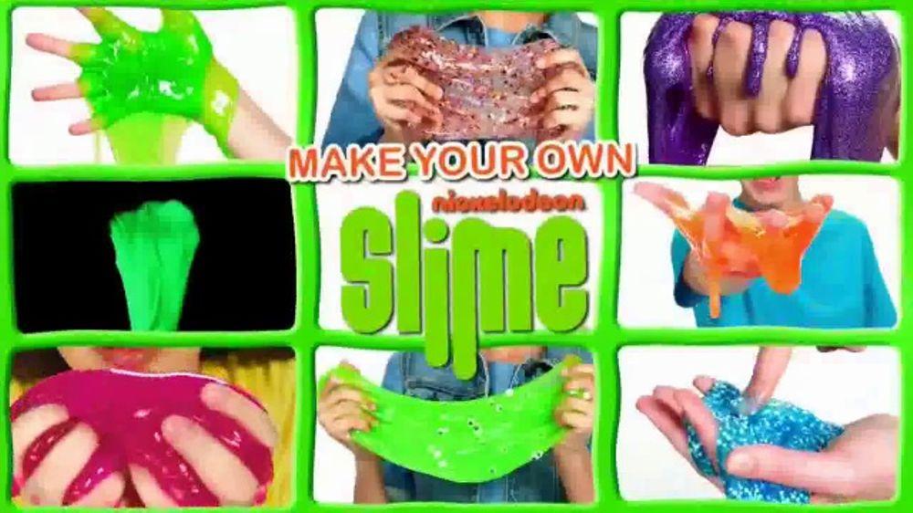 Nickelodeon Slime Tv Commercial Crazy Gooey Fun Ispot Tv