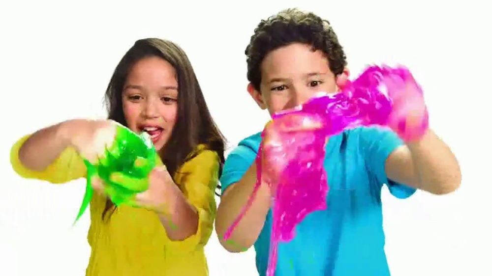 Nickelodeon Slime Tv Commercial Crazy Gooey Fun Ispot Tv
