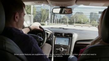 Ford Fusion TV Spot, 'FX Movie Download: Executive Parking' [T1] - Thumbnail 4