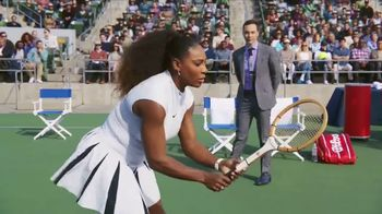 Intel TV Spot, \'Outdated Equipment\' Featuring Serena Williams, Jim Parsons
