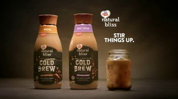 Coffee-Mate Natural Bliss Cold Brew TV Spot, 'Never Bitter' - Thumbnail 9