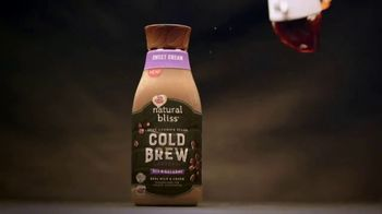Coffee-Mate Natural Bliss Cold Brew TV Spot, 'Never Bitter' - Thumbnail 3