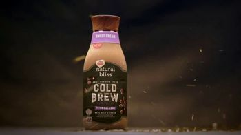 Coffee-Mate Natural Bliss Cold Brew TV Spot, 'Never Bitter' - Thumbnail 4