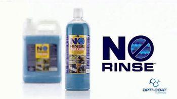 Optimum No Rinse Wash & Shine TV Spot, 'Polymer Based' - Thumbnail 1