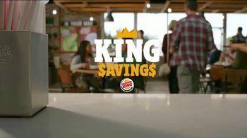 Burger King Savings Menu TV Spot, 'Deal Day' - Thumbnail 2