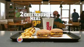 Burger King Savings Menu TV Spot, 'Deal Day' - Thumbnail 4