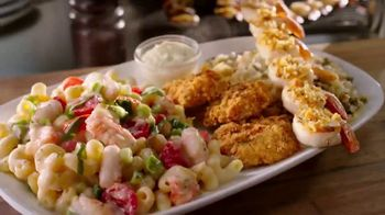 Red Lobster Seafood Trios TV Spot, 'Choose Yours' - Thumbnail 9