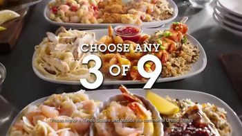 Red Lobster Seafood Trios TV Spot, 'Choose Yours' - Thumbnail 3