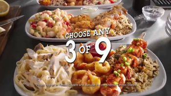 Red Lobster Seafood Trios TV Spot, 'Choose Yours' - Thumbnail 4