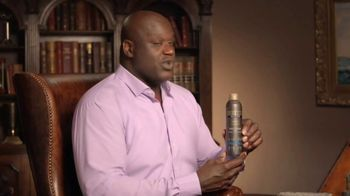 Gold Bond Body Powder Spray TV Spot, 'Shaq Wisdom' Ft. Shaquille O'Neal - Thumbnail 5