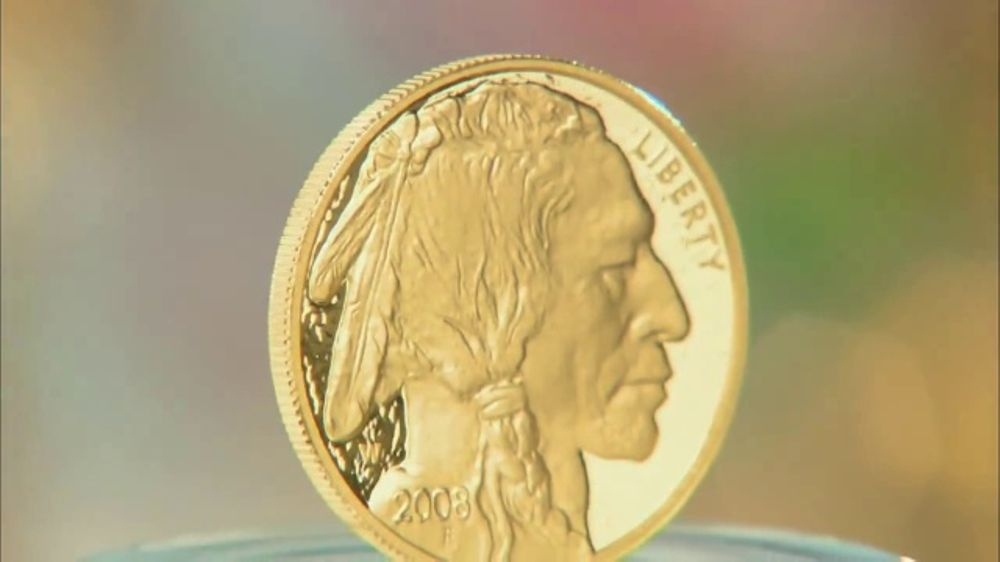 National Collector's Mint 2017 Gold Buffalo Tribute Proof TV Commercial, 'Purity'