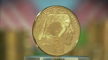National Collector's Mint 2017 Gold Buffalo Tribute Proof TV Spot, 'Purity' - Thumbnail 4