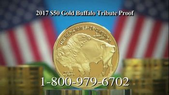 National Collector's Mint 2017 Gold Buffalo Tribute Proof TV Spot, 'Purity' - Thumbnail 6