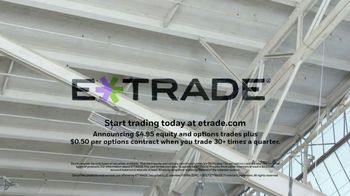 E*TRADE TV Spot, 'Vision' - Thumbnail 10
