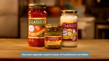 Classico TV Spot, 'Food Network: The Kitchen Pantry Staples'