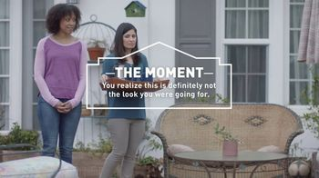 Lowe's Refresh Your Outdoors Event TV Spot, 'The Moment: Garden Treasures' - 207 commercial airings