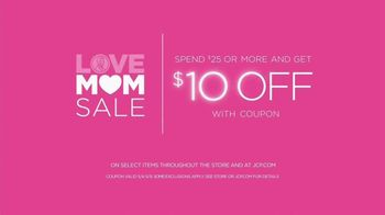 JCPenney Love Mom Sale TV Spot, 'Celebrate Mom: Save When You Spend' - Thumbnail 8