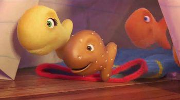 Goldfish TV Spot, 'Swimmington's Dream: Part One' - 739 commercial airings