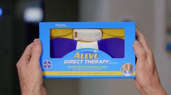 Aleve Direct Therapy TV Spot, 'Great Lengths' - Thumbnail 4