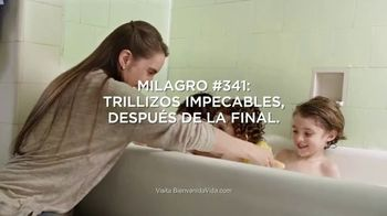 Clorox Cleaner + Bleach TV Spot, 'Milagro #341' [Spanish] - Thumbnail 2