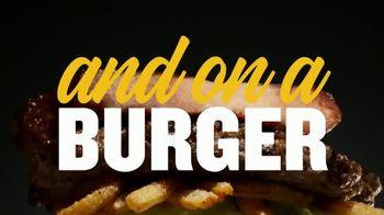 Carl's Jr. Baby Back Rib Burger TV Spot, 'While They Last' - Thumbnail 5