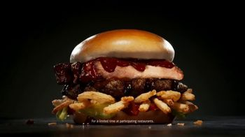 Carl's Jr. Baby Back Rib Burger TV Spot, 'While They Last'