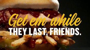 Carl's Jr. Baby Back Rib Burger TV Spot, 'While They Last' - Thumbnail 9