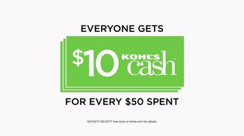 Kohl's Super Saturday Sale TV Spot, 'Early Bird Gifts for Mom' - Thumbnail 8