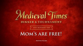 Medieval Times TV Spot, 'Mom Is Free' - Thumbnail 4