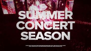 Live Nation TV Spot, '2017 Summer Concert Tickets'