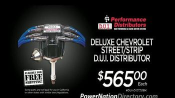 PowerNation Directory TV Spot, 'Exhaust Systems, Lowering Kits & Downpipes'