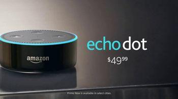 Amazon Echo Dot TV Spot, 'Birthday Candles' - Thumbnail 4