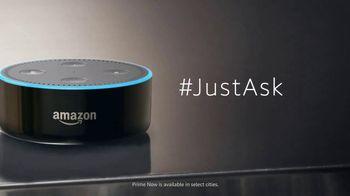Amazon Echo Dot TV Spot, 'Birthday Candles' - Thumbnail 3