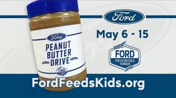 Ford Focus on Child Hunger TV Spot, '2017 Peanut Butter Drive' - Thumbnail 5