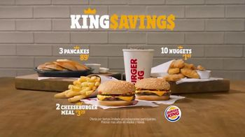 Burger King Savings Menu TV Spot, 'Día de ofertas' [Spanish] - Thumbnail 6