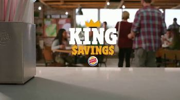 Burger King Savings Menu TV Spot, 'Día de ofertas' [Spanish] - Thumbnail 1