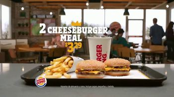 Burger King Savings Menu TV Spot, 'Día de ofertas' [Spanish] - Thumbnail 3