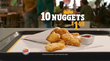 Burger King Savings Menu TV Spot, 'Día de ofertas' [Spanish] - Thumbnail 4