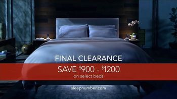 Sleep Number Spring Clearance Event TV Spot, 'Two Become One: Final' - Thumbnail 8