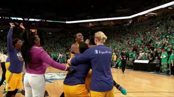 WNBA TV Spot, 'NBA Stars Show Their Love' Ft. Isaiah Thomas, Paul George - Thumbnail 3