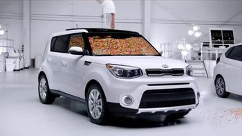 2017 Kia Soul TV Spot, 'Jelly Beans: Interior Room' [T1] - 176 commercial airings