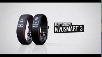 Garmin vívosmart 3 TV Spot, 'Be Active' - Thumbnail 8