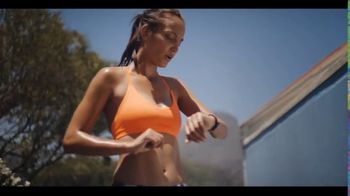 Garmin vívosmart 3 TV Spot, 'Be Active'