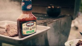 Kingsford Barbecue Sauces TV Spot, 'Real' - 5557 commercial airings