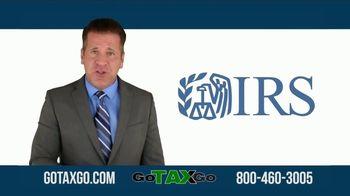 Go Tax Go TV Spot, 'Behind on Taxes'