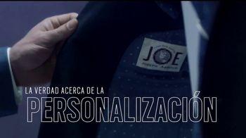 Men's Wearhouse TV Spot, 'La verdad acerca de la personalización' [Spanish] - Thumbnail 3