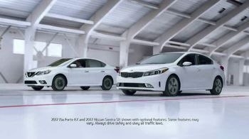 2017 Kia Forte TV Spot, 'Avoid Danger (and Paint!) With Lane Keep Assist: Test' [T1] - Thumbnail 1