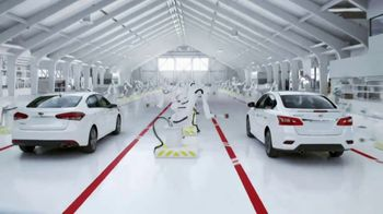 2017 Kia Forte TV Spot, 'Avoid Danger (and Paint!) With Lane Keep Assist: Test' [T1] - 1 commercial airings