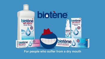 Biotene Dry Mouth Oral Rinse TV Spot, 'People Who Suffer With Dry Mouth' - Thumbnail 8