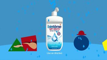 Biotene Dry Mouth Oral Rinse TV Spot, 'People Who Suffer With Dry Mouth' - Thumbnail 5